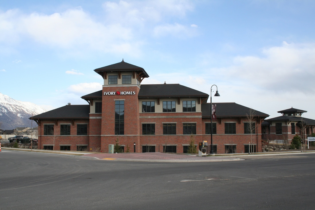 Delicieux Ivory Homes Corporate Office 3340 North Center St, Lehi, Ut Office   16,023  Sf
